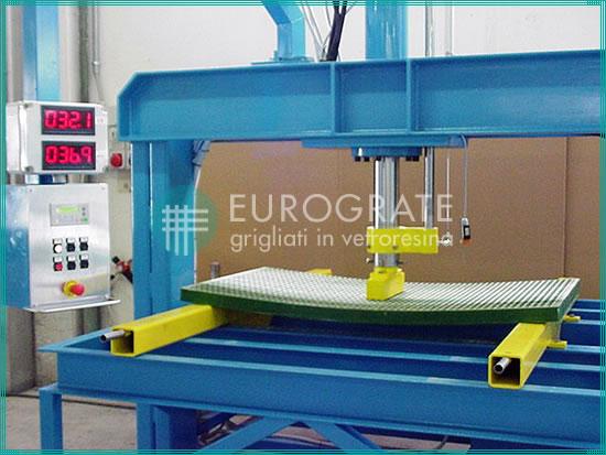 Omhyggelig check og test af glasfiber produkter