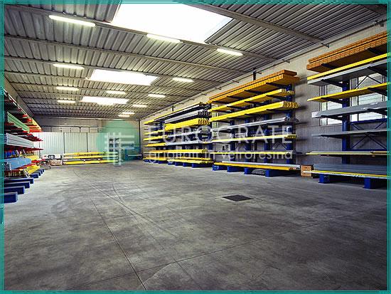 Producenter af støbte fiberriste, pultruderede profiler og industrimæssig indhegning