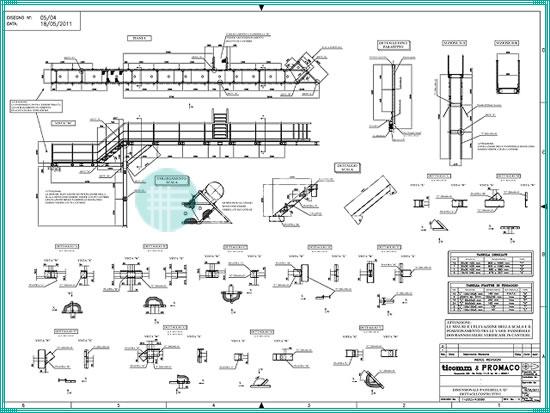 design og installation lige fra sikkerhedsgelænder til komplekse selvbærende konstruktioner