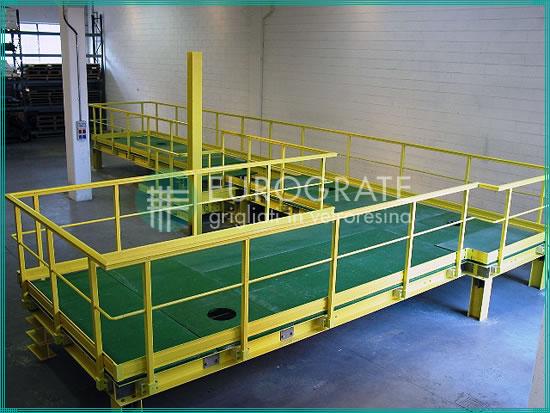 Design af glasfiberprodukter på baggrund af tekniske specifikationer fra kunden
