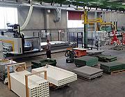 5-Akslet CNC maskine til riste produktion